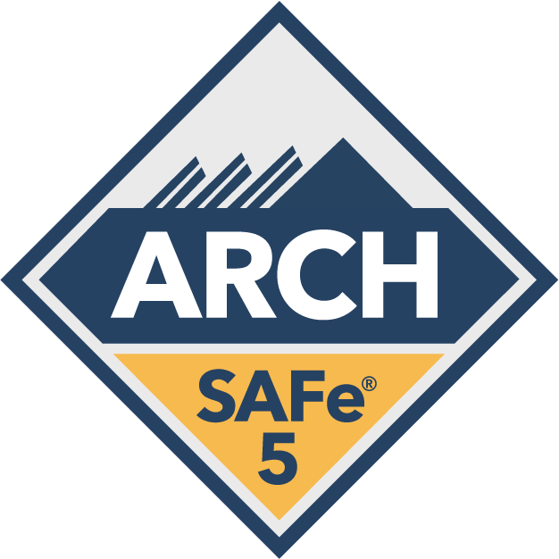 SAFe for Architects arch